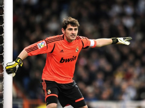 Manchester United could turn to Iker Casillas to replace David De Gea