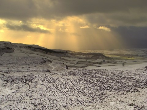 Gallery: UK Winter weather 16th January 2013