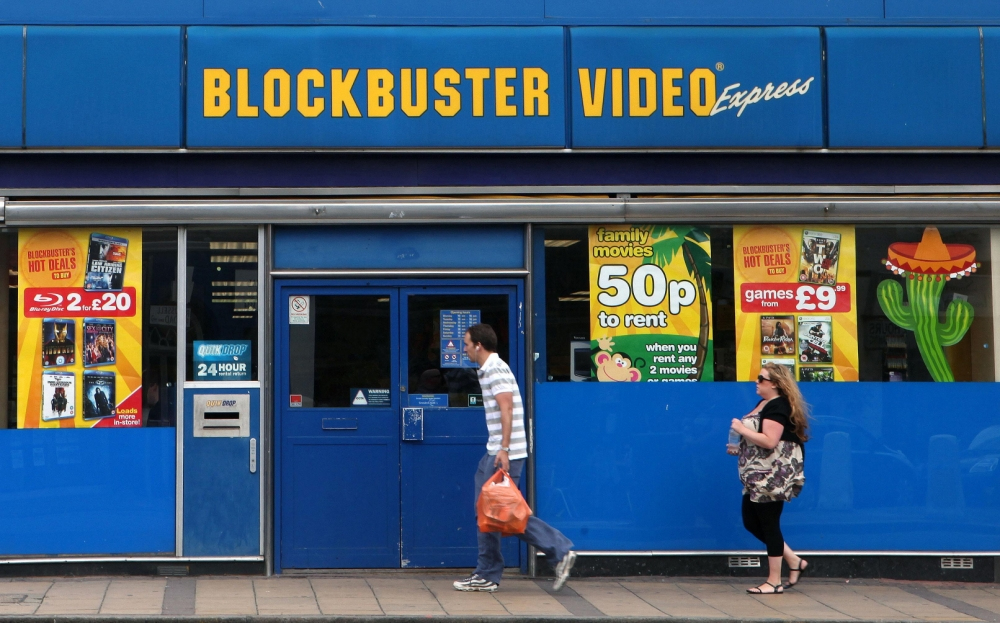 Farewell my faithful friend – but what does Blockbuster's demise mean for London landscape?