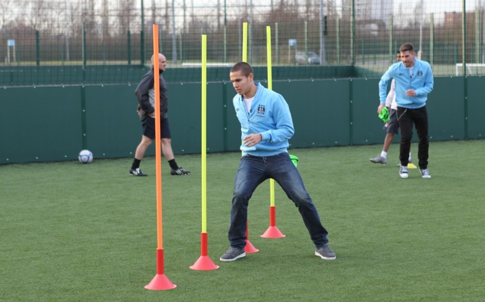 Jack Rodwell changed pillows in attempt to cure Manchester City injury woe
