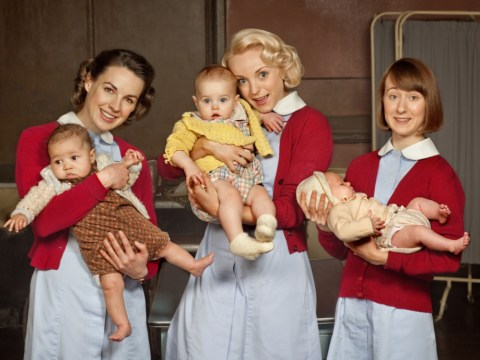 Call The Midwife begins filming third series
