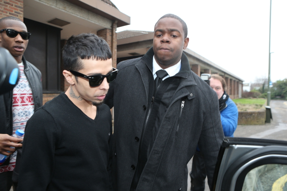 N-Dubz rapper Dappy says it 'ain't right' after guilty verdict in trial