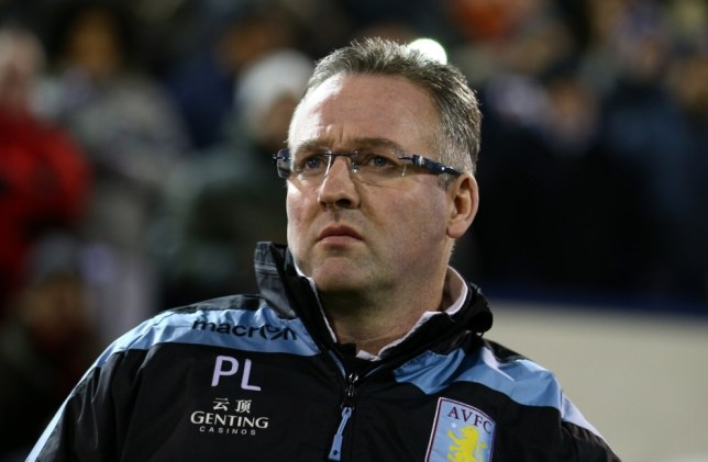 Paul Lambert's side go into tomorrow's game with a 3-1 deficit (Picture: Getty)