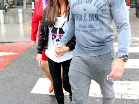Katie Price reunited with ex Kieran Hayler in hospital over fears for unborn baby