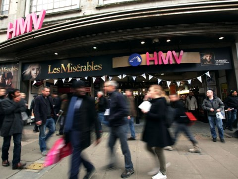 Hilco 'buys HMV's debt in potential lifeline'