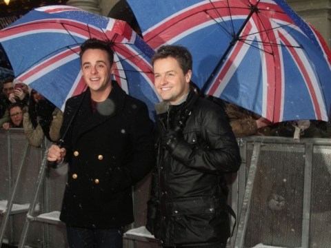 Simon Cowell bans Ant and Dec from National Television Awards