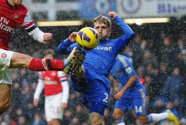 Marko Marin mulling over loan exit from Chelsea