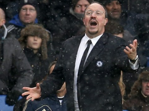 Rafa Benitez's cold comfort down at Stamford Bridge