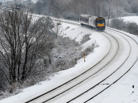 Britain has the 'fastest improving rail service in Europe'