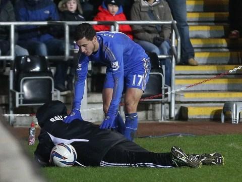 Eden Hazard could face lengthy ban as FA contemplates action