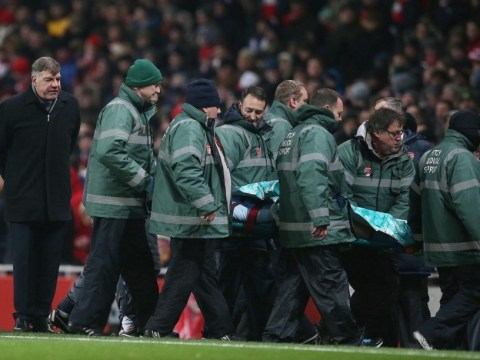 Dan Potts 'couldn't answer questions' after being knocked unconscious against Arsenal