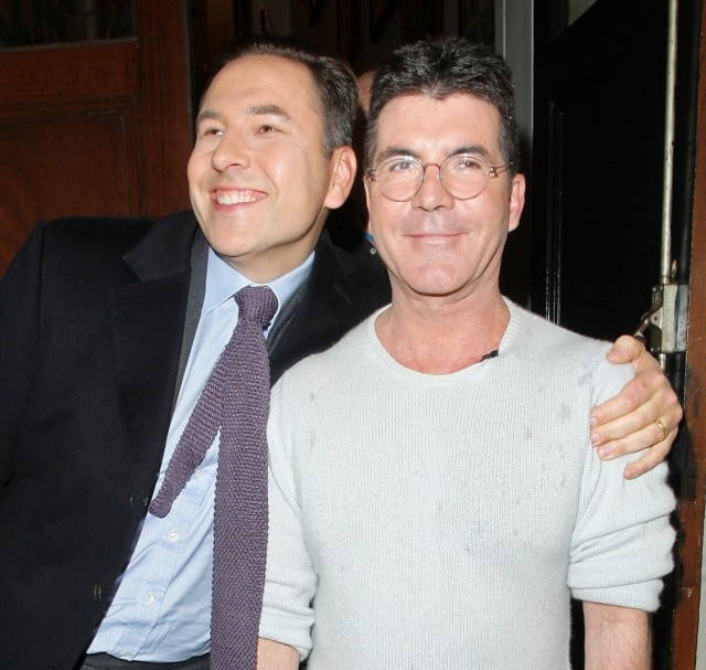 Simon Cowell v David Walliams: Britain's Got Talent Face Off
