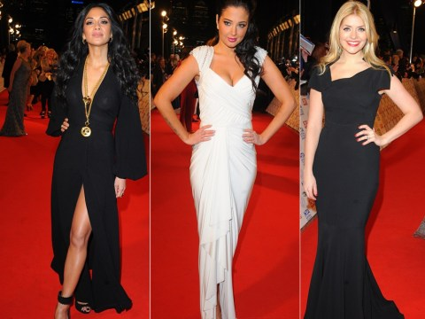 Gallery: National Television Awards 2013 fashion