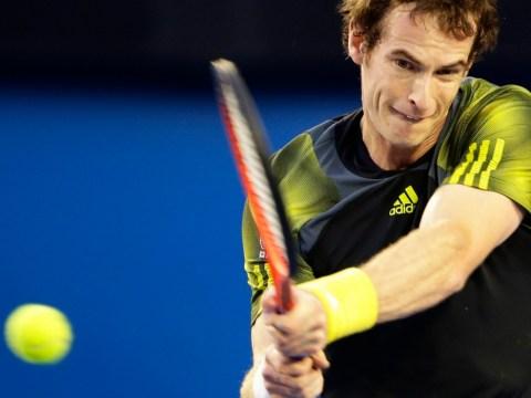 Gallery: Andy Murray v Roger Federer Australian Open Semi Final