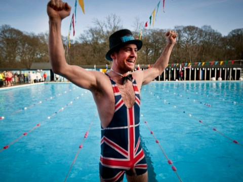Gallery: Cold Water Swimming Championships 2013