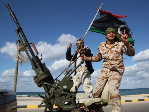 Foreign Office aware of potential threat against British embassy in Tripoli, Libya