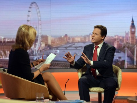 Nick Clegg slams EU debate but rejects coalition 'mistake' claims