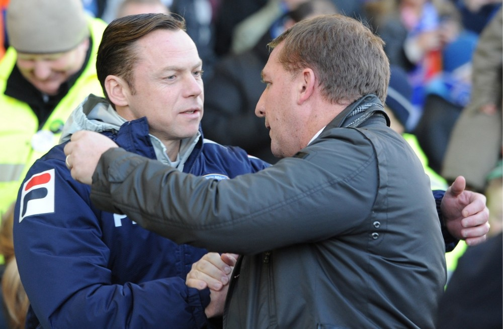 Oldham's FA Cup heroics may not be enough to save Paul Dickov's job