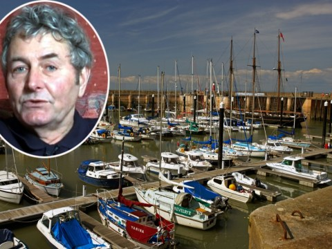 Hero dockmaster who saved baby from icy water: It was just instinct