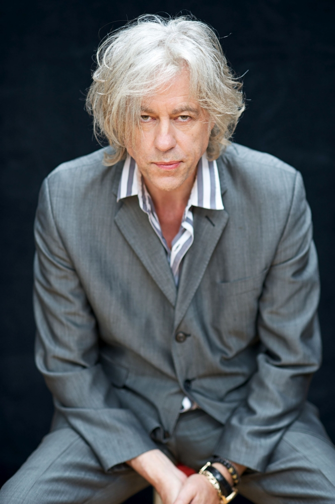 Bob Geldof to be the first Irishman in space