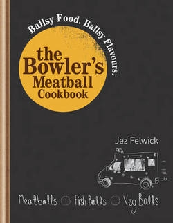 The Bowler's Meatball Cookbook offers bad jokes but great recipes
