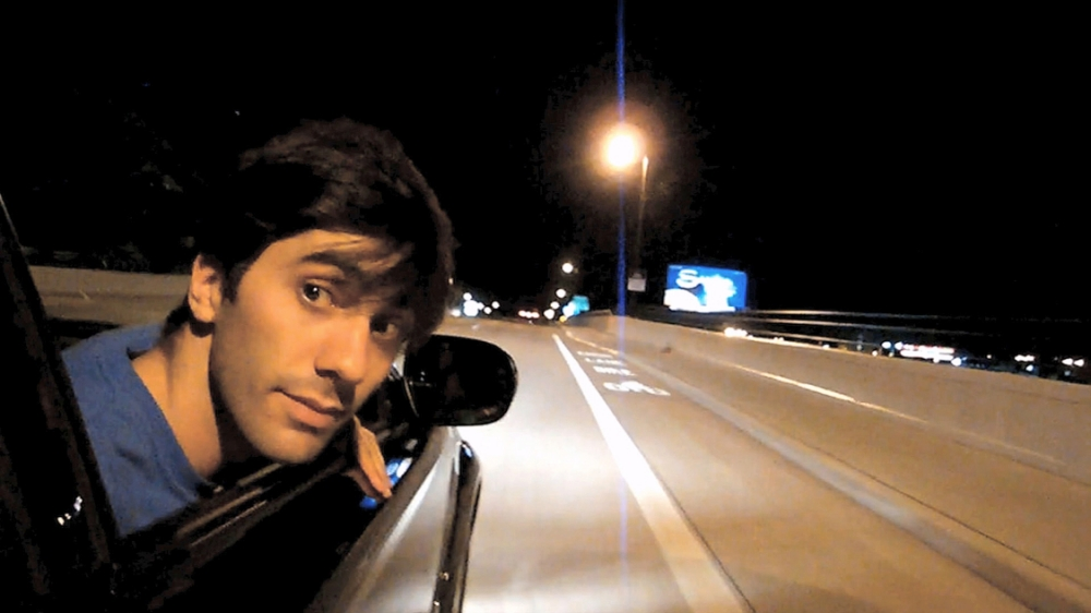 Nev Schulman discovers the darker side of internet dating in Catfish (Picture: MTV)