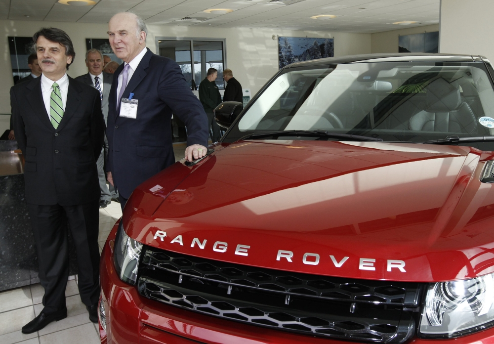 Jaguar Land Rover to create 800 jobs as sales surge