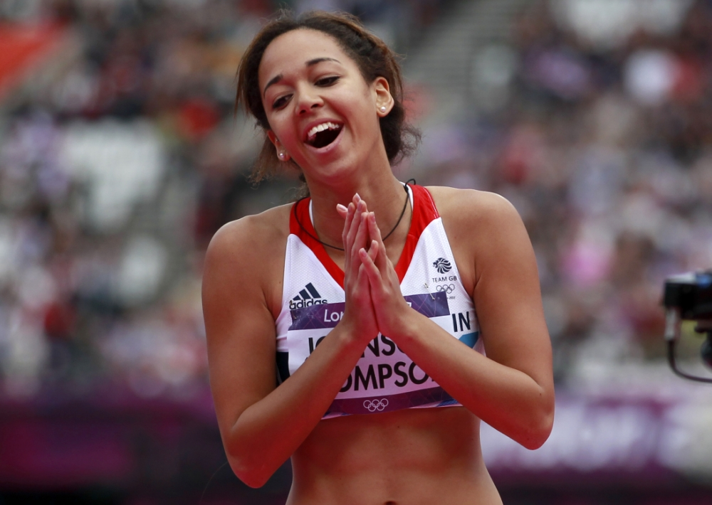 Katarina Johnson-Thompson is already gearing up for Rio 2016 (Picture PA)