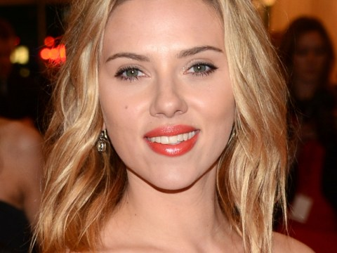 Loved up Scarlett Johansson: Marriage has no relevance