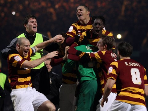 Bradford boss Phil Parkinson hoping for famous cup success