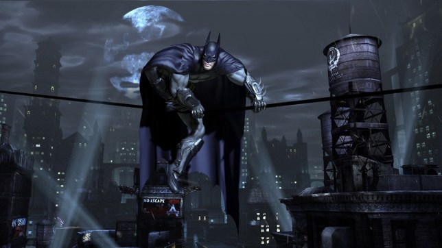 Batman: Arkham City – is the Dark Knight getting super-powered help in his next game?