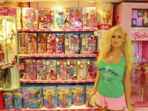Brainy Barbie is now legally blonde