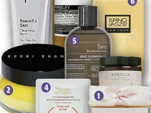 Glow through the chill: The best gentle winter cleansers