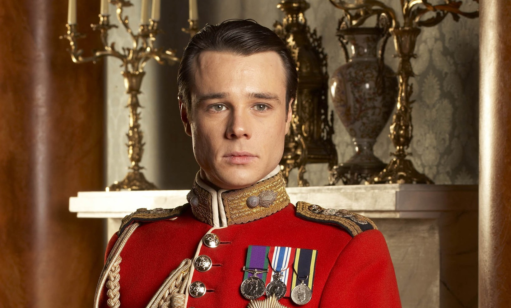 Rupert Evans in The Palace
