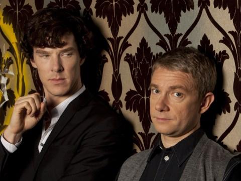 Sherlock series 3 begins filming in two weeks, confirms Martin Freeman