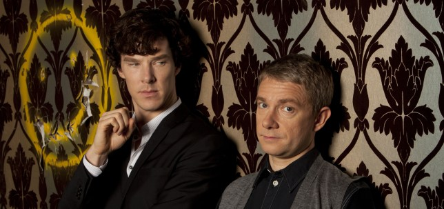 Image result for sherlock and john watson