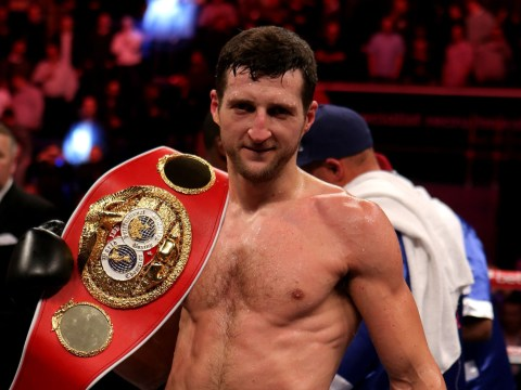 Carl Froch prefers a revenge mission against Andre Ward rather than a fight with Bernard Hopkins if he beats Mikkel Kessler