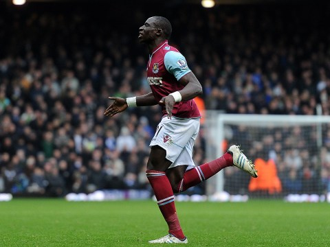 West Ham admit they could lose Mohamed Diame as Arsenal and Tottenham prepare offers