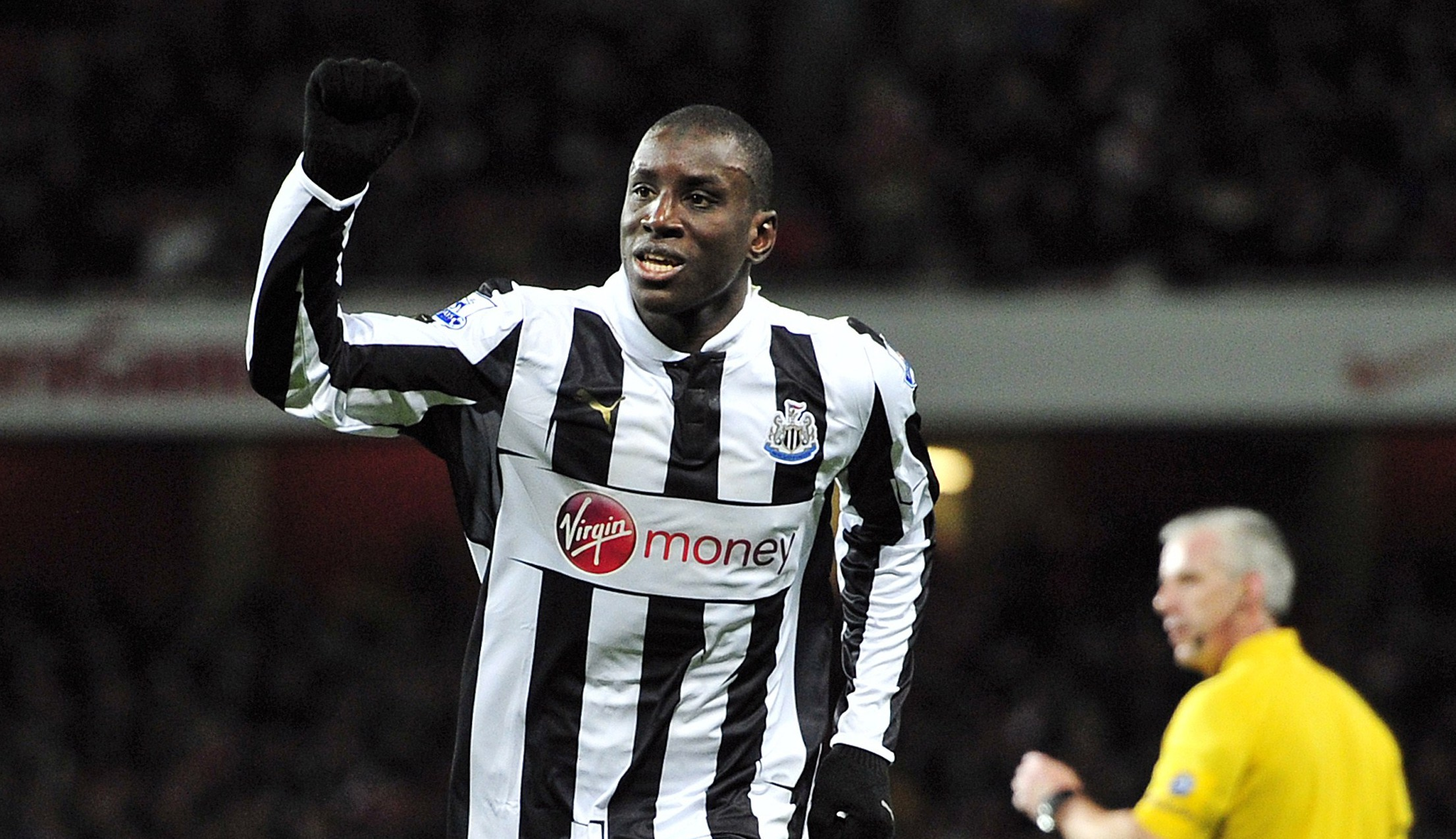 Demba Ba has completed his move to Chelsea (Picture: Getty)