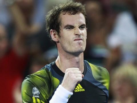 Andy Murray kept apart from Novak Djokovic in Australian Open draw