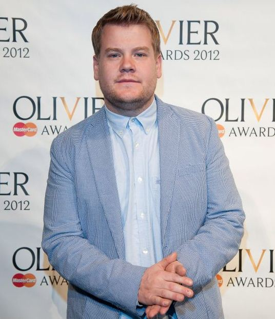 James Corden wants role in Girls after turning down first series