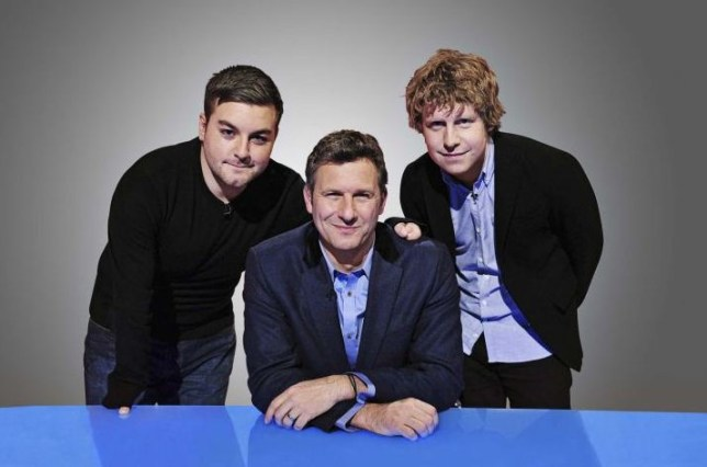 The Last Leg was a huge success during the Paralympics (Picture: Channel 4)