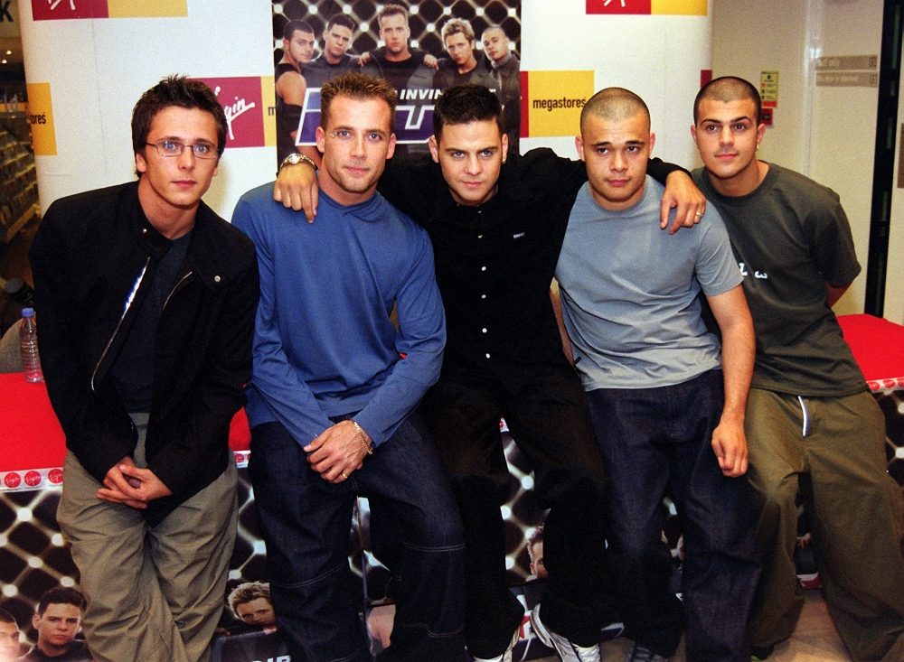 5ive admit they still 'bicker like brothers' but are having the 'time of their life' thanks to The Big Reunion