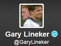 Gary Lineker back on Twitter after mysterious sojourn