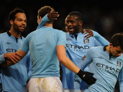 Roberto Mancini says Manchester City must score more to maintain title hopes