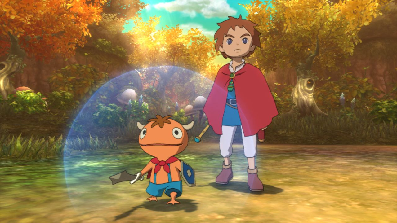Ni No Kuni – for those that don't like that sort of thing