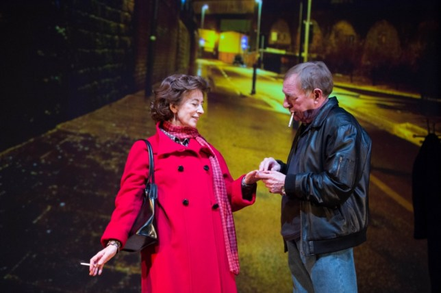 Maureen Lipman steals the show in Old Money