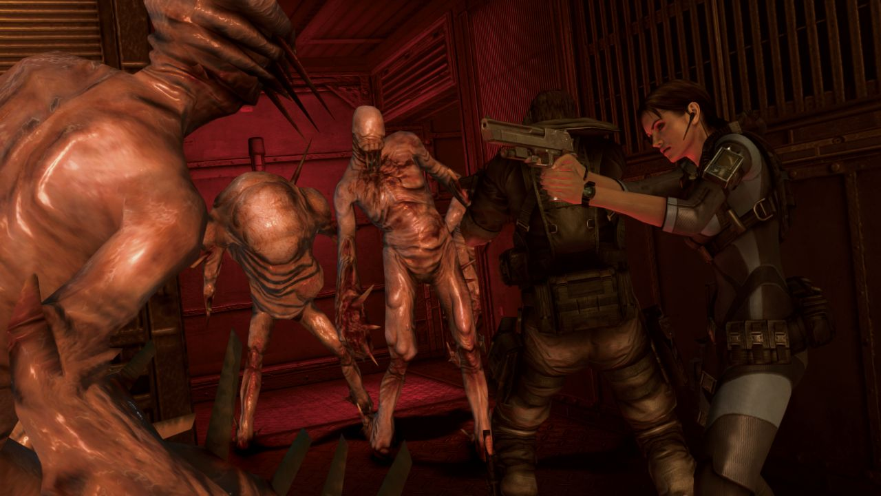 Resident Evil Revelations – not coming to PS Vita because of… stuff