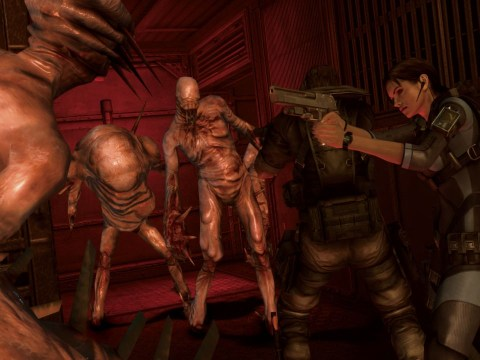 No Resident Evil Revelations for PS Vita because of… screen resolution?