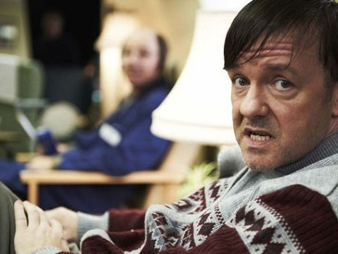 Ricky Gervais: I wrote Derek with the help of Twitter